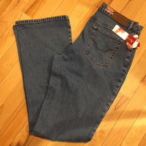 Chaps denim.  Size 6.  New with tags.